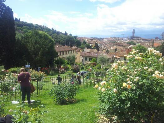 Skrivarkurs i Toscana