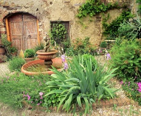 Måla i Toscana