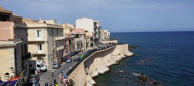 Konferens på Sicilien