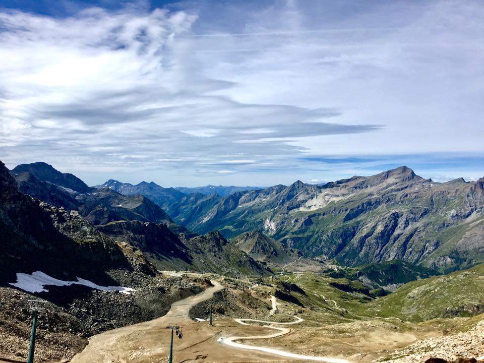 Alagna berg o dalar