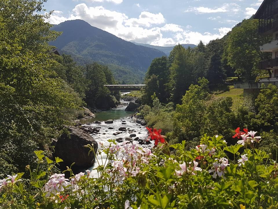 Alagna flod och idyl