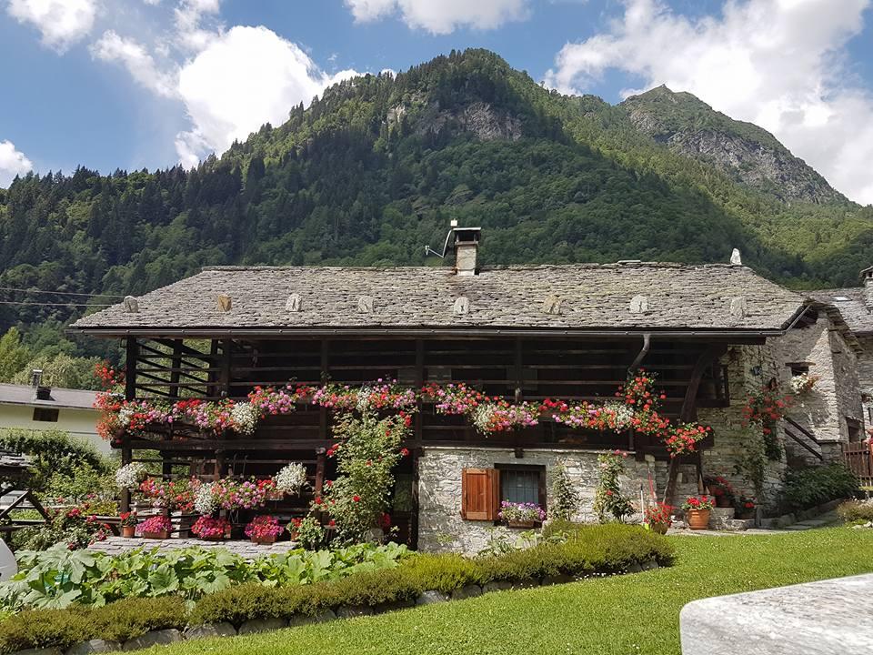 Alagna hus o berg