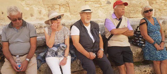 Varma härliga dagar i Syrakusa