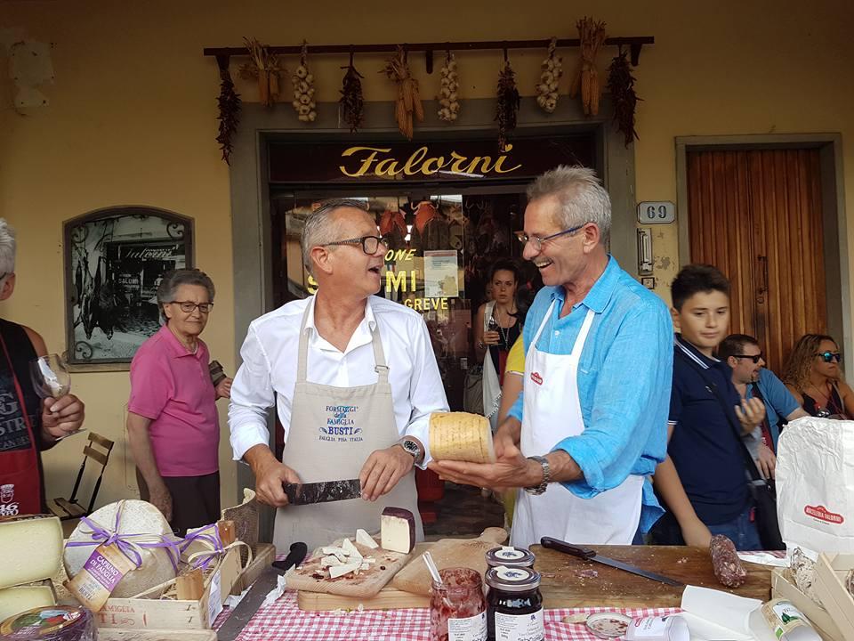 Macellria Falorni i Greve in Chianti