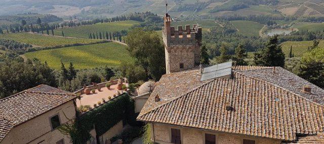 Castello Poppiano – Toscana